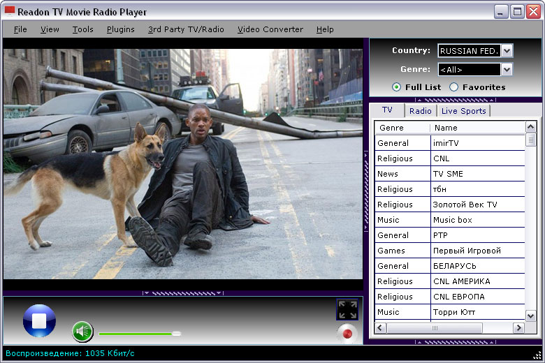 Download readon tv movie radio player 7. 6. 0. 0 for pc windows.